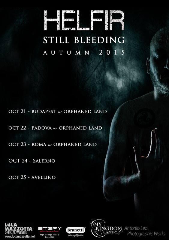 locandina tour autumn