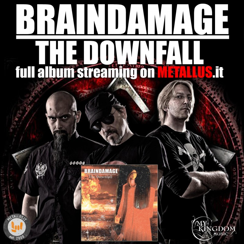 Braindamage x Metallus