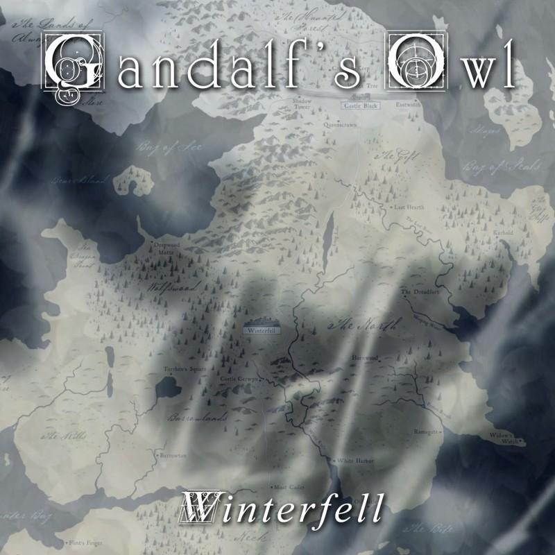 Gandalfs Owl - cover