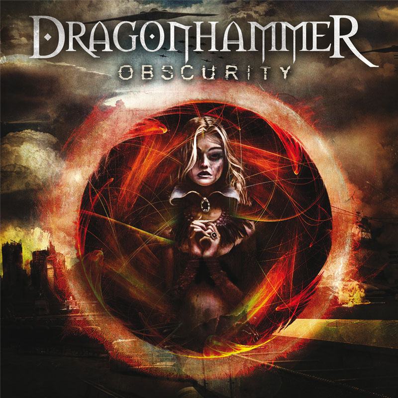 Dragonhammer - cover web