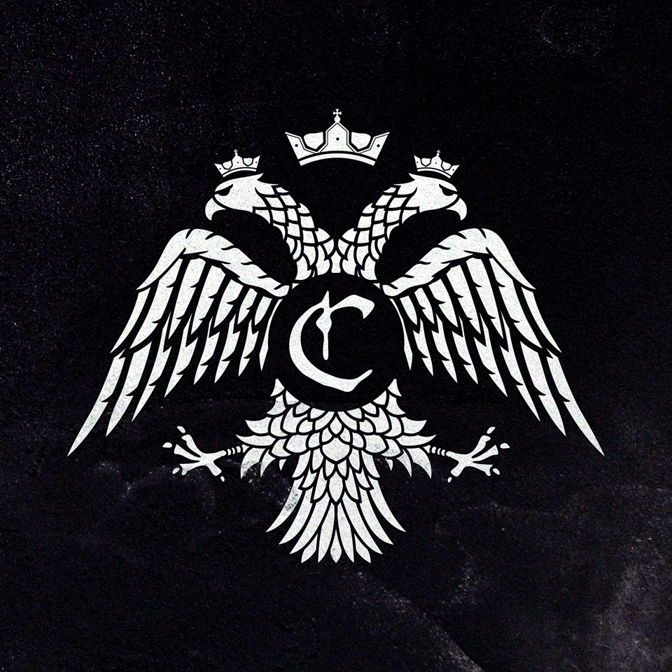 Crown Of Autumn - logo eagle