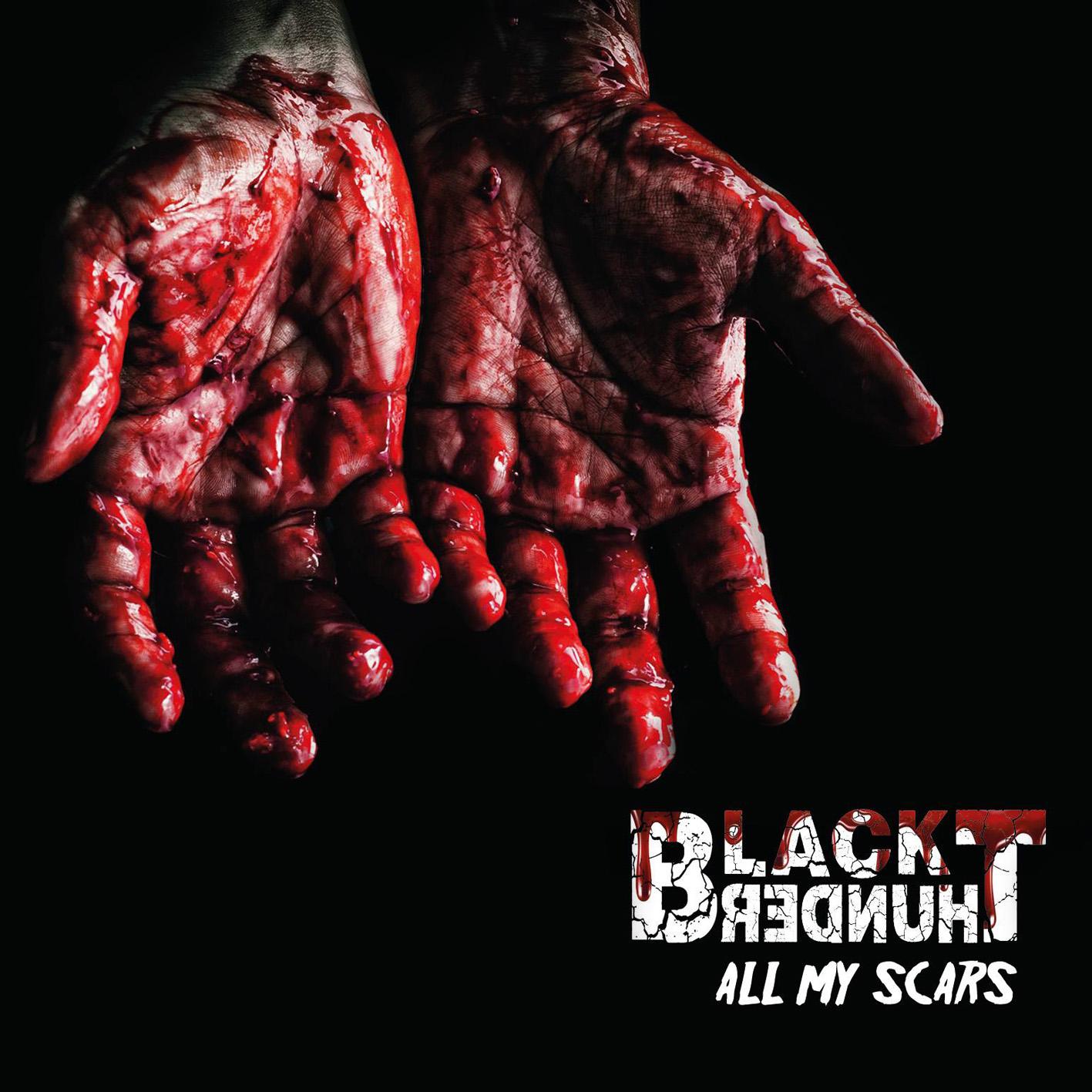 Black Thunder - cover