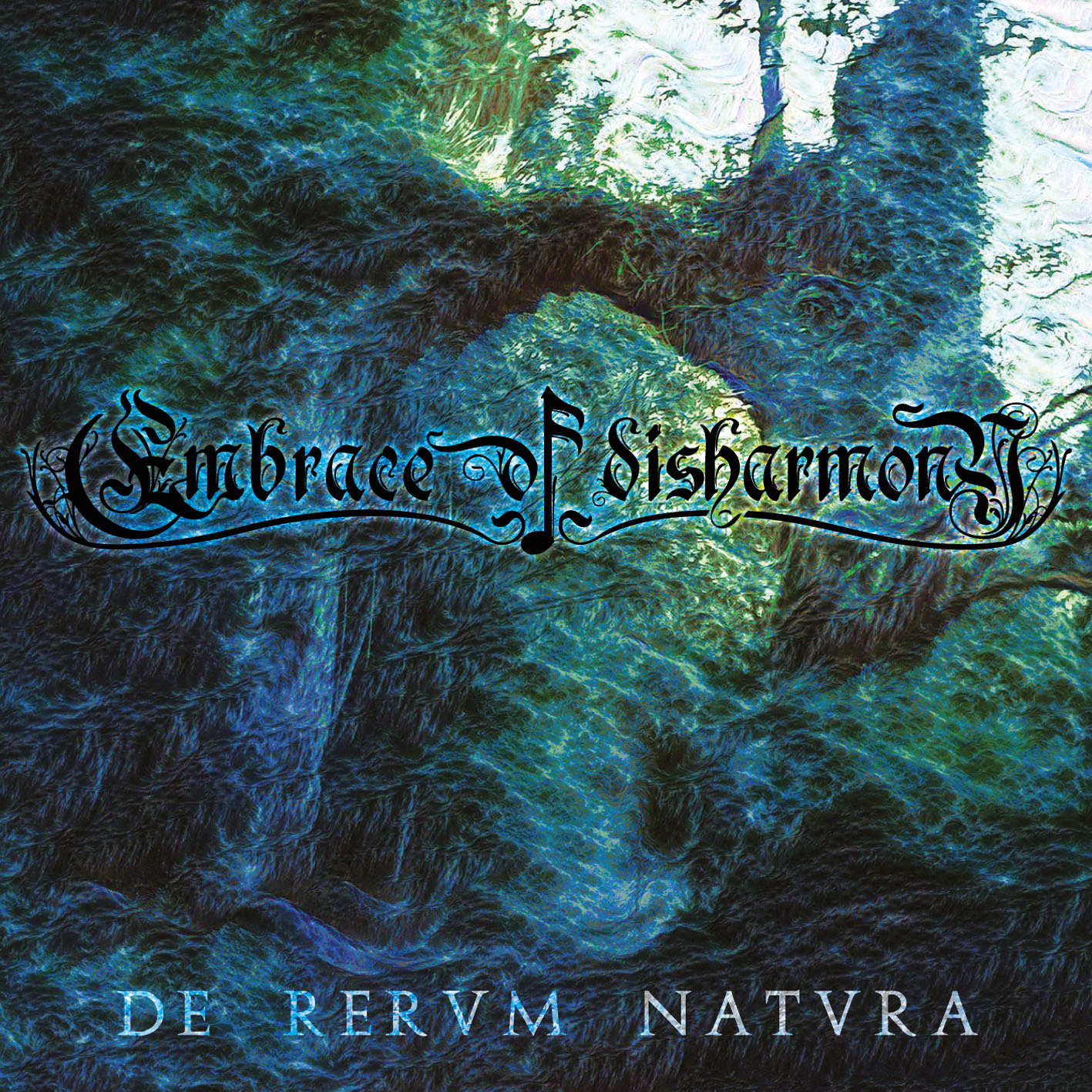 Embrace Of Disharmony - cover