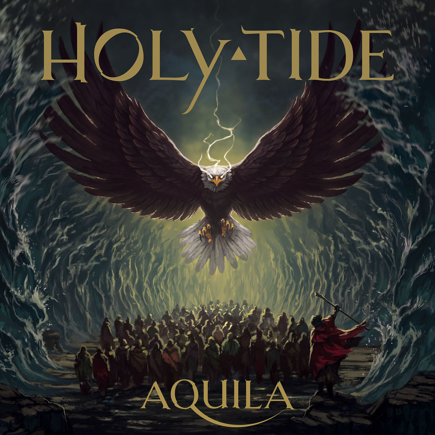 Holy Tide - cover