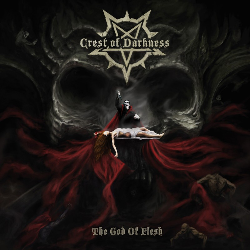 Crest Of Darkness cover