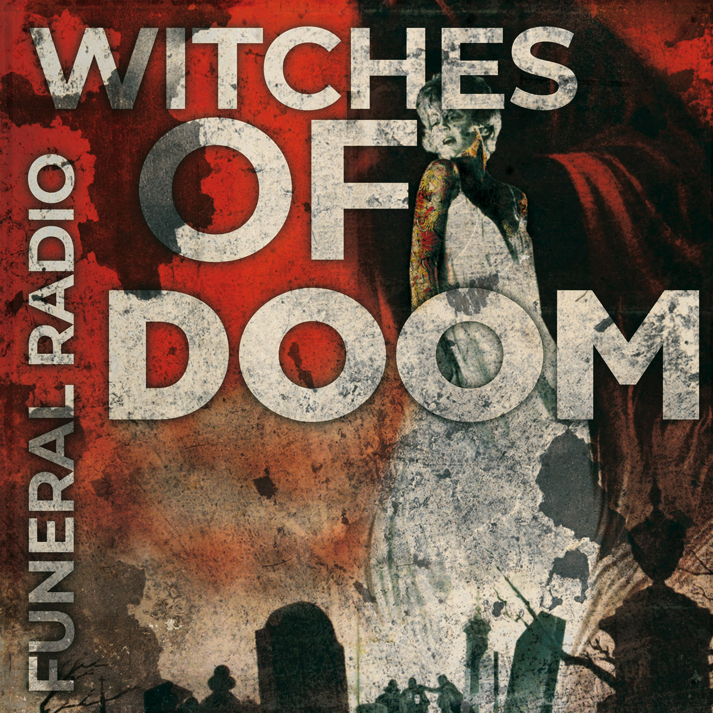 Witches Of Doom - cover