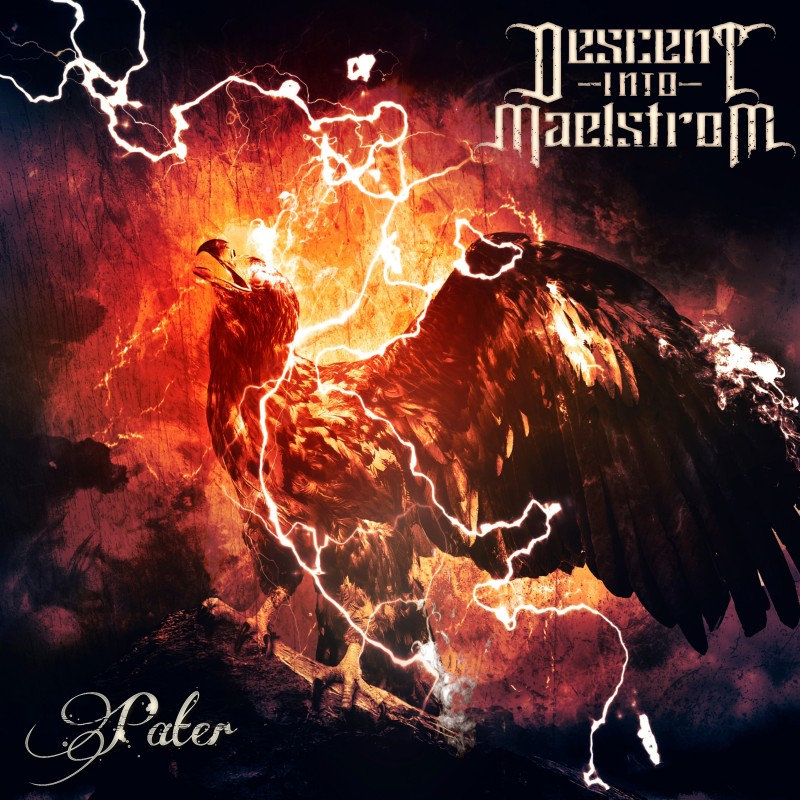 Descent Into Maelstrom - cover official