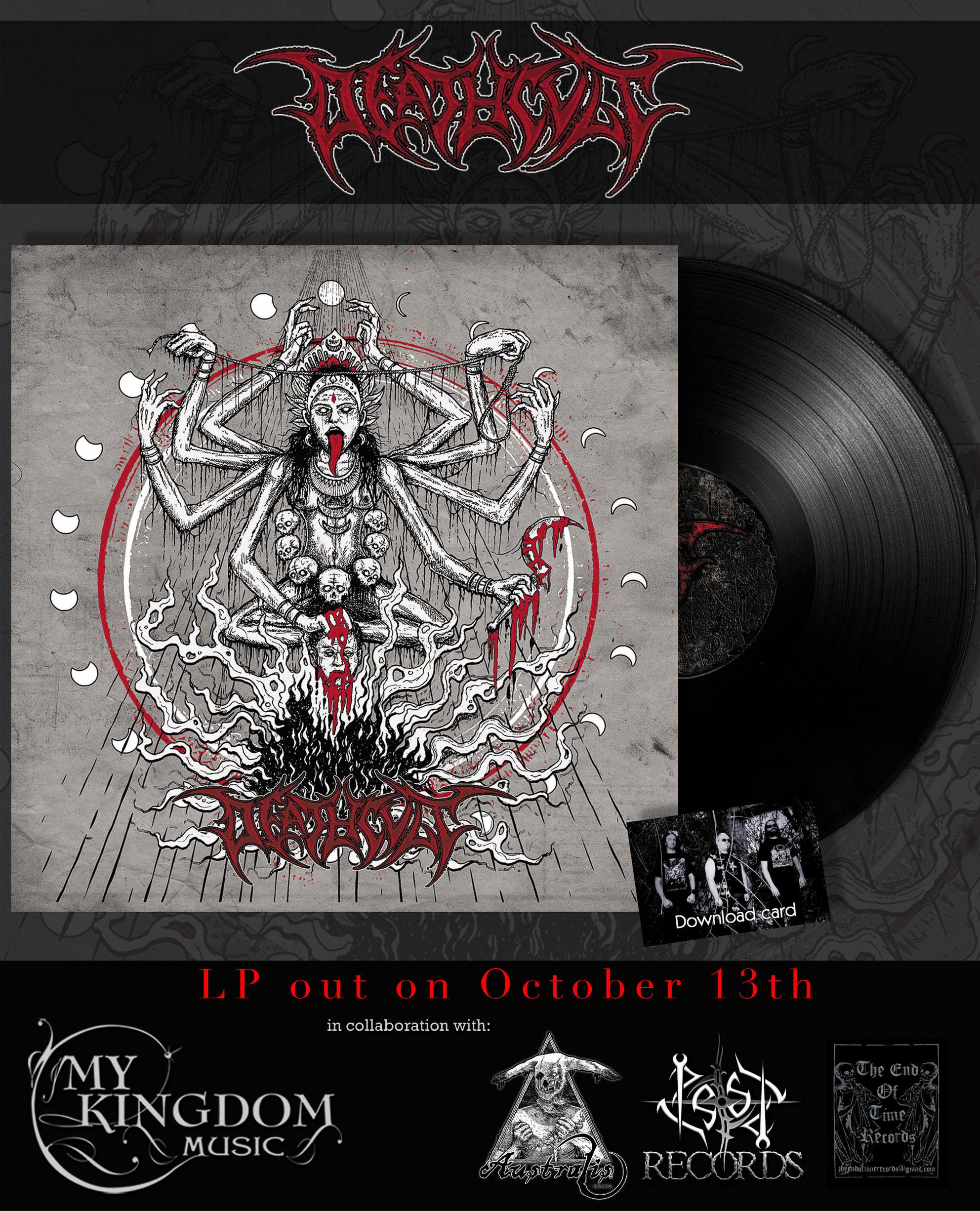 Promotional image LP + partners